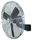 CCC Comfort Zone 30 Inch High Velocity Wall Fan