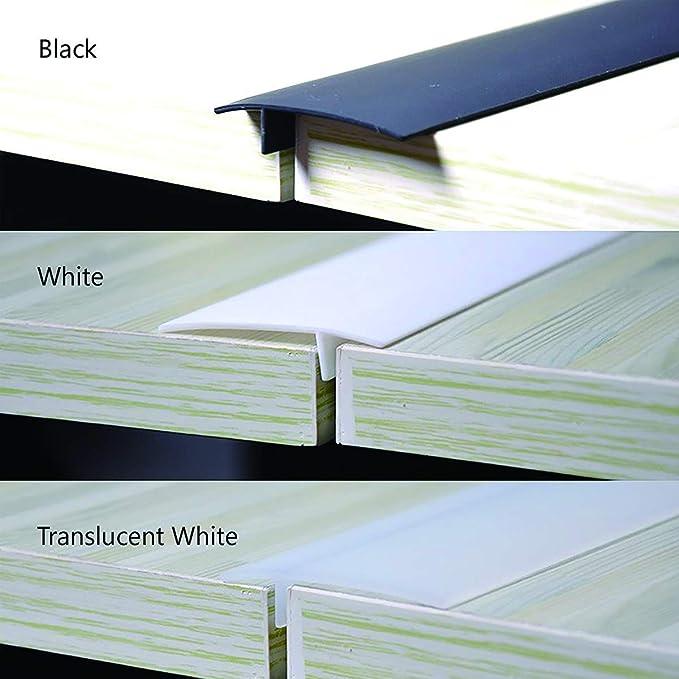 Tapas de silicona para agujero y junta larga (paquete de 2 ...