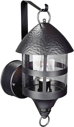 Heath Zenith Rustic Lodge Bronze Motion Sensored Security Light