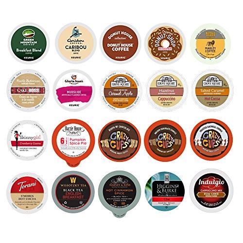 Custom Variety Pack Sampler Cappuccino