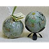 """Lavender and Chamomile 4"""" Wax Fragrance Sphere"""