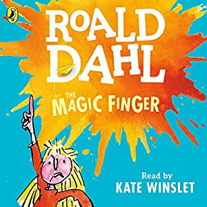 The Magic Finger Audiobook