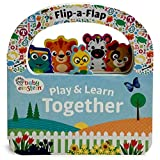 Baby Einstein Play & Learn Together (Flip a Flap Board Book)