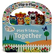 Baby Einstein: Play & Learn Together (Flip a Flap Board Book)
