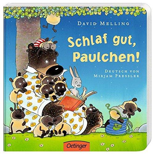 Schlaf gut, Paulchen!