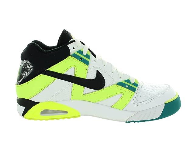 Chaussures Blanc Cuir 42 De Sport Challenge Ue Iii Air Nike Tech En wqUxTg