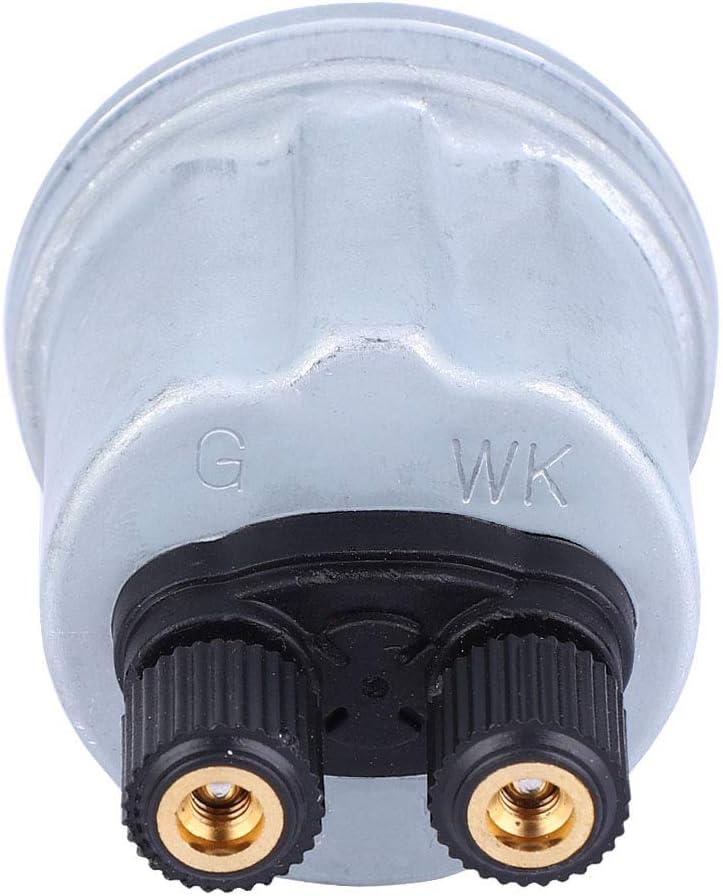 Akozon Gear Oil Sensor 1//8-27 NPTF Thread Sender Unit 0-10 Bar for VDO