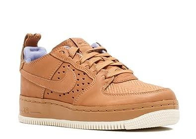 Nike NikeLab AIR Force 1 Low CMFT TC 921072 200 Size 40