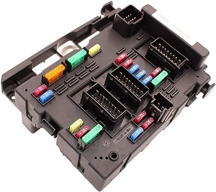 HZYCKJ Caja de fusibles de coche OEM # 9657608580 9650618280 ...