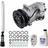Amazon com: OEM AC Compressor w/A/C Repair Kit For Ford