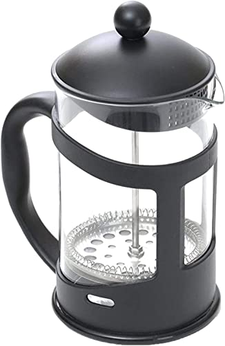 XIBLISS French Press Tea Coffee Maker,Coffee Plunger, 27 Oz 800 ML , Black