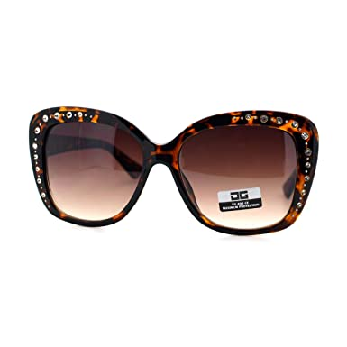 Amazon.com: CG Mujer Eyewear – Gafas de sol Oversized Plaza ...