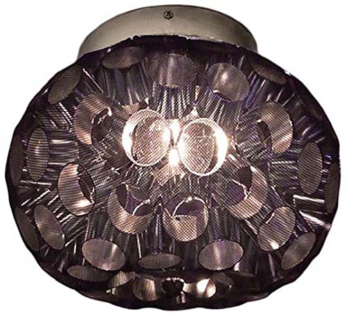 Classic Lighting 16152 CH BLK One Light Sconce//WallBracket