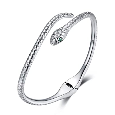 Lady Girls S925 Sterling Silver Pave Clear CZ Rhinestone Adjustable Wrap Ring