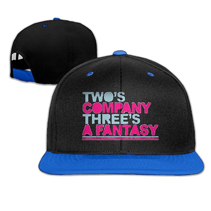 bc27cd19 Amazon.com: Two's Company Sweatshirt. Men Women Sport Hat Custom Cap ...