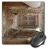 3dRose LLC 8 x 8 x 0.25 Inches Mouse Pad, Library of Celsus - Celcus, Ephesus, Roman Ruins, Ruins, Travel, History, Ancient, Turkey (mp_51683_1)