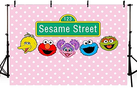 Party Personalized Qty 12 Sesame Street Birthday Goody Boxes