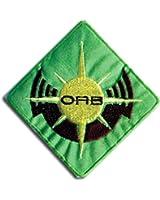 De-Cos Gundam Seed Cosplay Accessory Aube Army Iron Badge