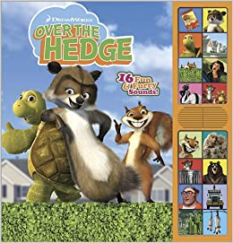 Over The Hedge Fontes Justine Mims Ashley 9780696230660 Books Amazon Ca