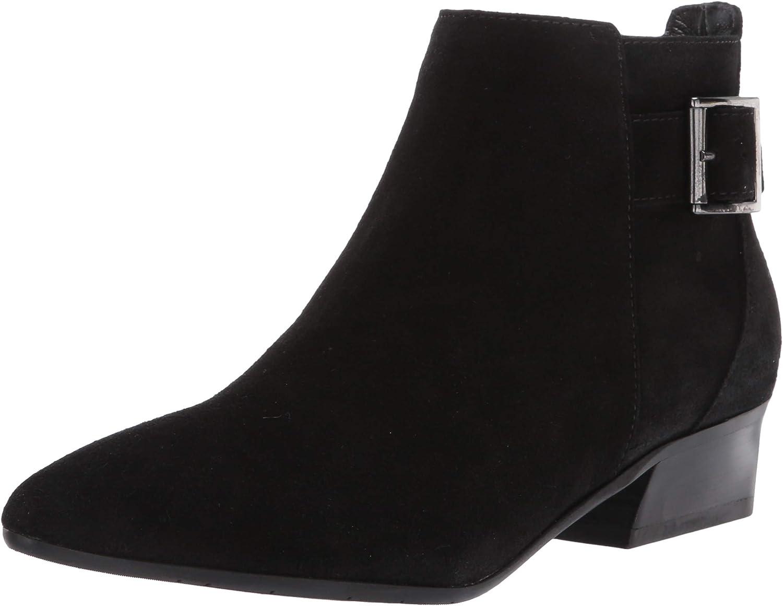 Aquatalia Women's Fernn Suede Ankle Boot