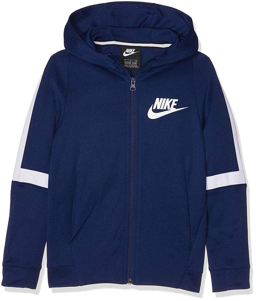 Nike B NSW Jkt Tribute Fa18 Chaqueta, Niñ os Niños