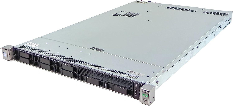 HP ProLiant DL360 G9 Server 2.40Ghz 28-Core 256GB 2X 960GB SSD 6X 1.2TB 12G (Renewed)