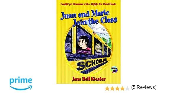 Amazon.com: Caught'ya! Grammar with a Giggle for Third Grade: Juan ...