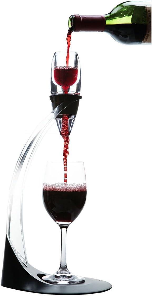 Aerador de vino tinto, filtro de purificador, difusor de aire para ...