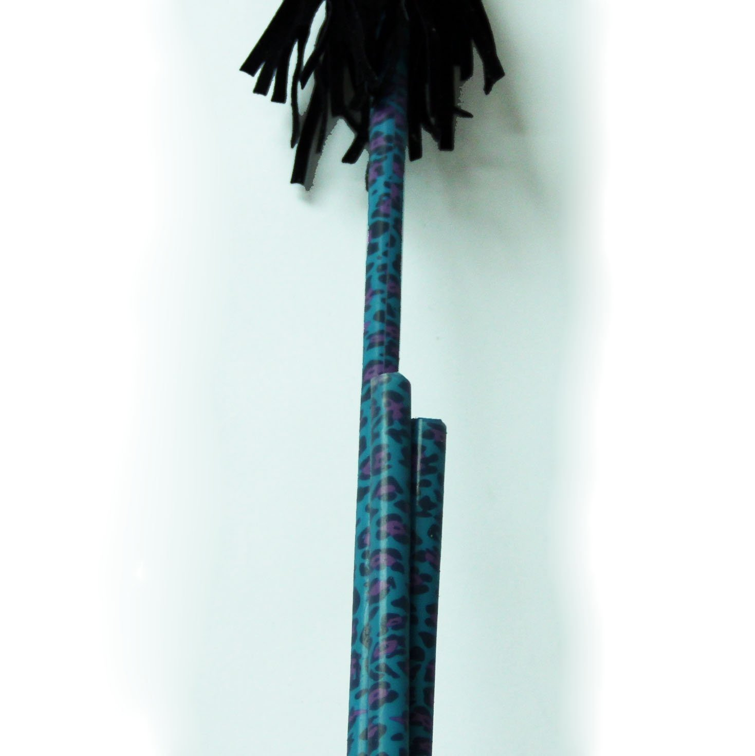 Z-Stix Mosquito Flower Sticks-Blue Leopard- Juggling Sticks by Z-Stix