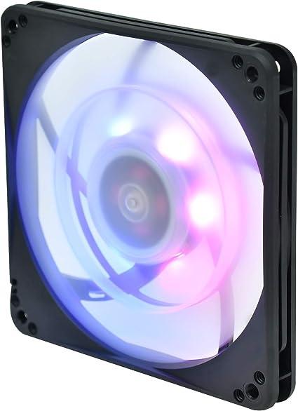 SilverStone SST-FW124-ARGB - Ventilador silencioso de ...