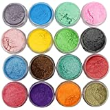 Soap Dye Mica Powder Pigments for Bath Bombs...