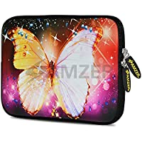 Amzer 7.75-Inch Designer Neoprene Sleeve Case Pouch for Tablet, eBook, Netbook (AMZ5087077)