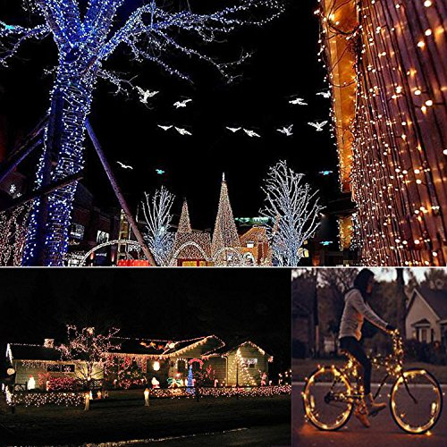 USA free shipping String Lights LED Lights Fairy Lights Xmas lights Outdoor lights -100 Leds, 33 ...