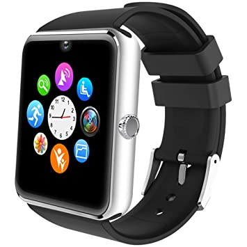 Willful Smartwatch Android iOS Smart Watch Teléfono Touch ...