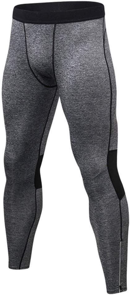 iSunday Hombre Pantalones Chándal Fitness Entrenamiento Elástico ...