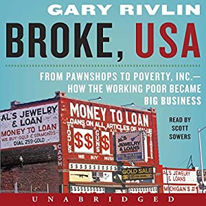Broke, USA Audiobook