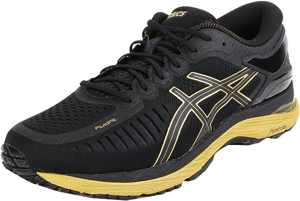 ASICS Meta Run Black/White: Amazon.es: Zapatos y complementos