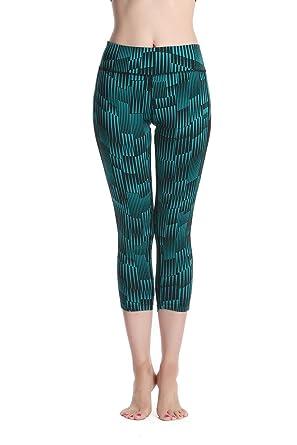 Lotus Instyle - Lámpara de Las Mujeres Yoga Pantalones 3/4 ...