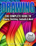 commercial hopper - Drawing: The Complete Guide to Drawing, Sketching, Zendoodle & More! (Sketching, Pencil drawing, Drawing patterns)