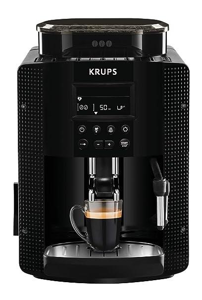 Krups Essential EA81P070 - Cafetera Superautomática, 15 Bares ...