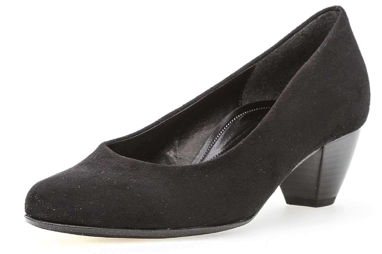 Gabor Comfort Basic Pumps in Übergrößen Schwarz 96.040.17 große  Damenschuhe  Amazon.de  Schuhe   Handtaschen de211150b4