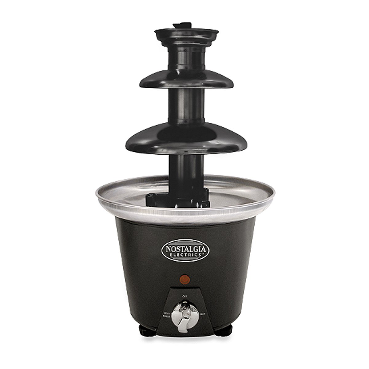 Nostalgia Electrics™ Mini Chocolate Fondue Fountain