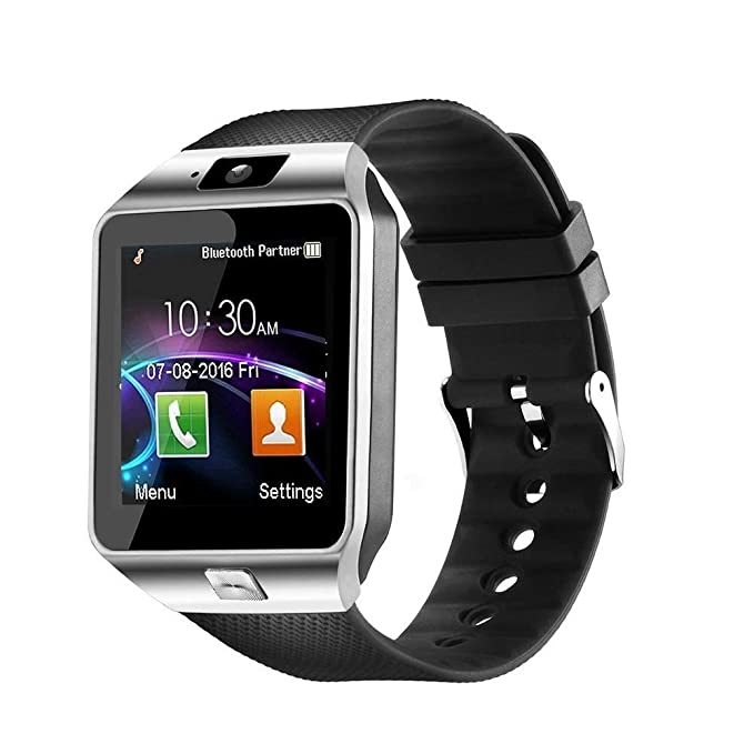 1e580b74d5 Smart Watch - 321OU Bluetooth Smart Watch Fitness Tracker Touchscreen iOS  Android Compatible with Camera Pedometer Sleep Monitor Call/Message Music  ...