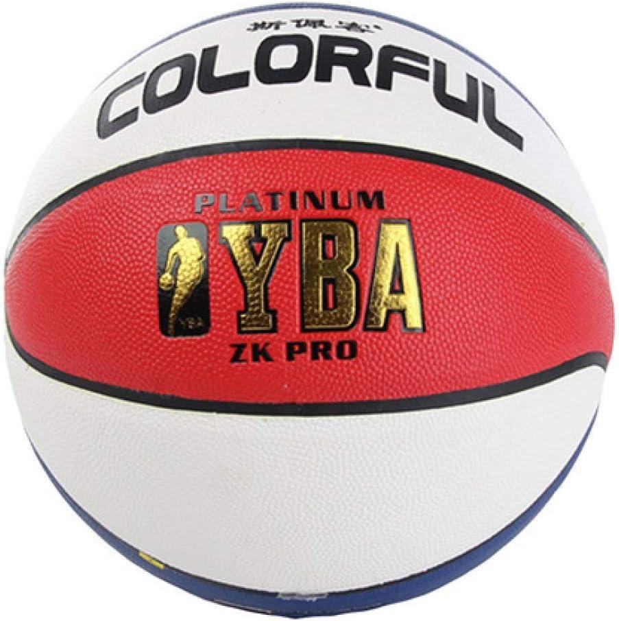 Sxuefang Color Fancy No. 6 Baloncesto Femenino, Piel Suave de ...