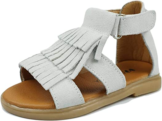 Muy Guay Girls Sandals Genuine Leather