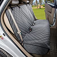 VIEWPETS Bench Car Seat Cover Protector - Waterproof, Heavy-Duty and Nonslip Pet Car…