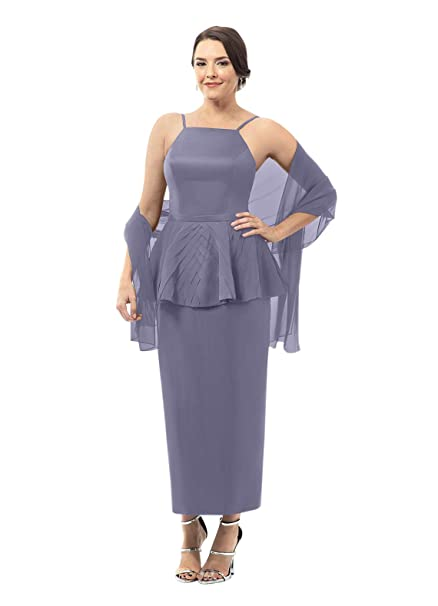 Spring Mother Of The Bride Dresses 2020.Loveonly Women S Knee Length Mother Of The Bride Dress