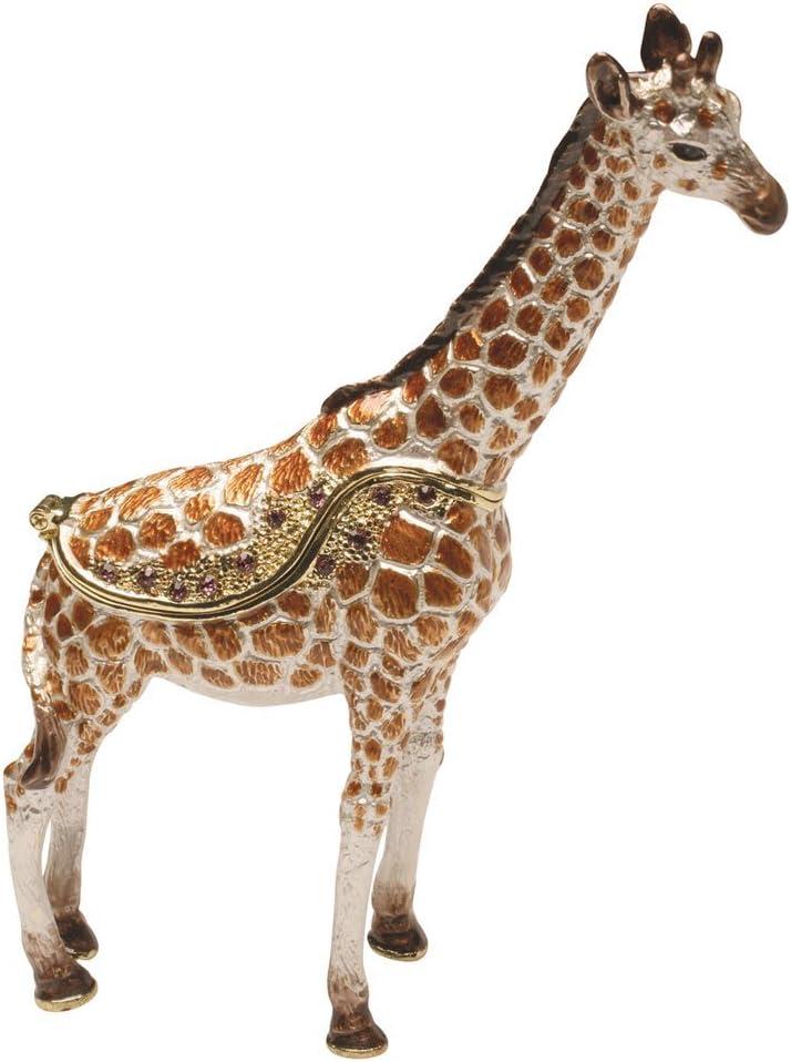 Serengeti con Bisagra Caja Joyero con diseño de estampado de ...
