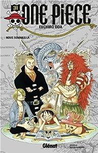"""Afficher """"One Piece n° 31 Nous sommes là"""""""