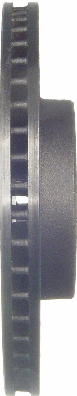 Wagner BD126017E Premium E-Coated Brake Rotor, Front